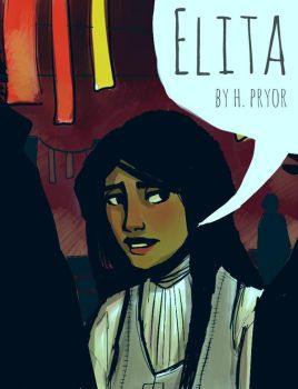 NaNoWriMo 2013 Livia cover by LostThyme