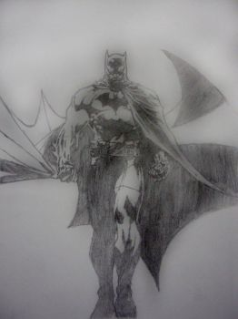 Batman by cookiiesss