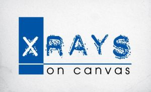 Xrays on Canvas Logo Design by Click-Art