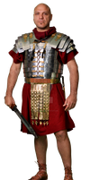 Roman Soldier_2 by Georgina-Gibson