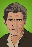 Han Solo - Star Wars: The New Republic by Elayem