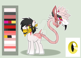 Cow Plant Pony Auction [CLOSED] by Glitterring