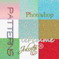 Patterns For Photoshop Of Glitters by julietawild07