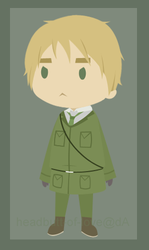 APH - Vector England by headbutt-of-love