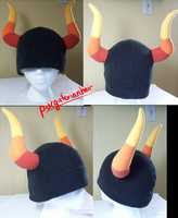 Homestuck Hat: Gamzee by PurgatorianHeir