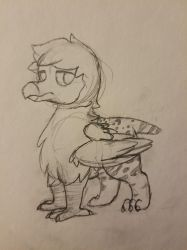 Weird Griffon by Rabies-the-Squirrel