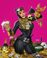 catwoman: how to rob by m7781