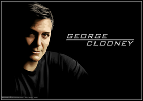 George Clooney by Silver911