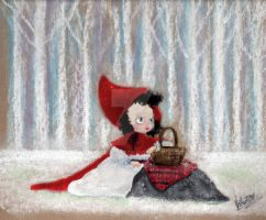Little Red Riding Hood by victor7234