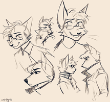 doodles by captyns