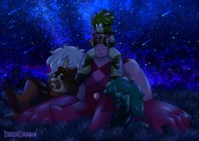 Stuck On Earth With You by DerseDragon