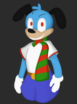 Unfinished COG Vector by toontownloony