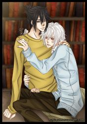 No.6 - Nezumi n Shion - Books by susumus