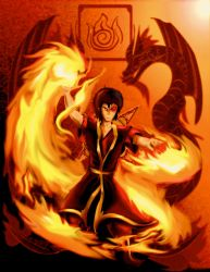 Zuko by Mariolord07