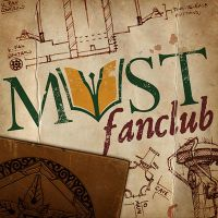 Myst fanclub logo submission by shoomlah