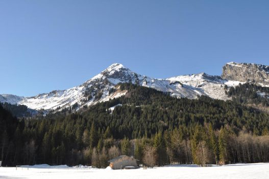 French Alps 2 by Law-Concept