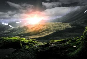 Premade Background #10 by anulubi