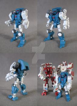 IDW Pipes replica