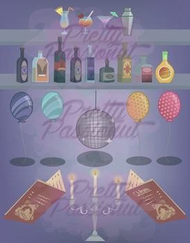 Party/Dinner Pack: 80 points! by PrettyPassionut