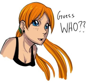 SS - Guess who?? by FoxxBrush