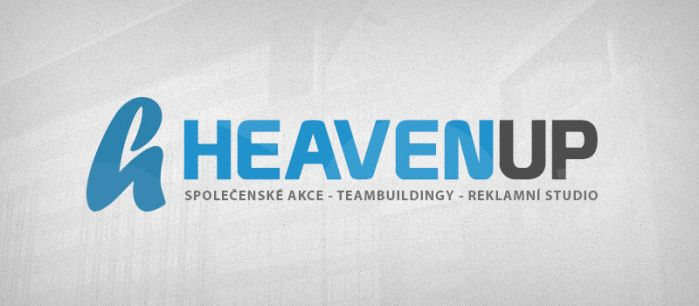 HEAVENUP company logo by Ingnition