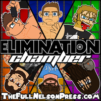 WWE Elimination Chamber 2017 by TheFullNelsonPress