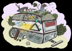 Hippie Trap by chessyboom