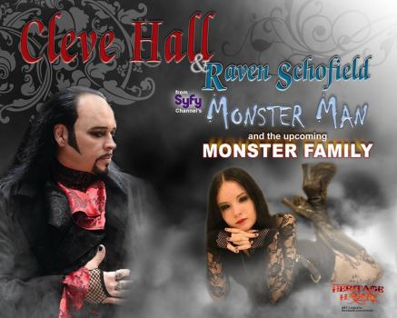 Monster Family by GothicRavenMidnight