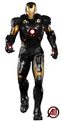 IRON MAN // MARK 43: AGE OF ULTRON - MANIPULATION by MrSteiners