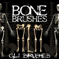 bone brushes by gli