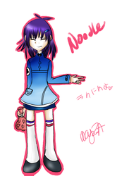 Noodle Doll by sugarplanet