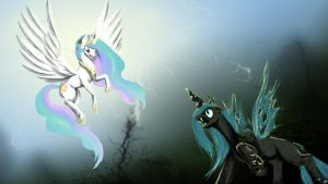 The Epic Battle That Almost Was by SilFoe