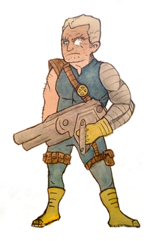 Cable by LIV4TheObsession