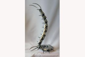 Centipede by HubcapCreatures