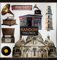 Random | Png Pack by sweetpoisonresources
