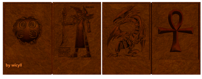 MMD model DL-Ancient Duel Flagstone by wicyll