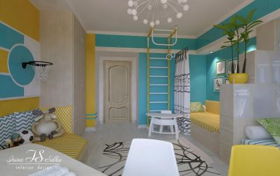 The nursery in Moscow area by irina-silka