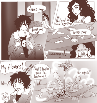 flowers by pkcherry