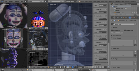 Ballora V (give Me A Bit To Think Of A Name) Wip1 by matax33