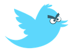 Angry Twitter by roweig