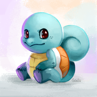 007 - Squirtle by TsaoShin