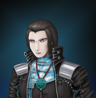 Jia Chong - Dynasty Warriors 8 by Hemuvel