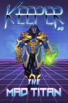 The Mad Titan - cover by ZethKeeper