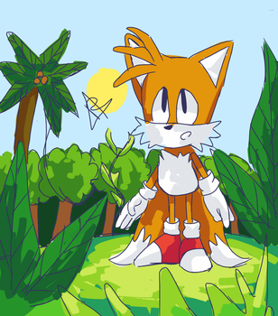 Angel island in sonic mania plus ? by bificalera1