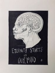 Eternity starts in Our Mind. by AlessiaHV