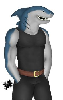 shark by Risk-Zombie