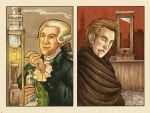 Art trade - Tragedy of Lavoisier by TheBrassGlass