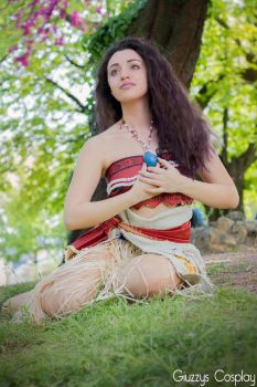 Moana cosplay by Smarty by Lilyah9