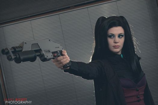 Target. Single Kill. by YouseiCosplay