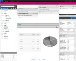 Online data analysis UI - 02 by Uncleserb
